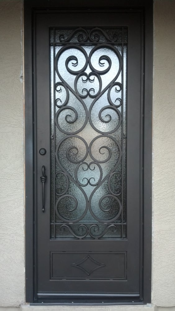 Tuscan Iron Entry Doors In Scottsdale Yelp