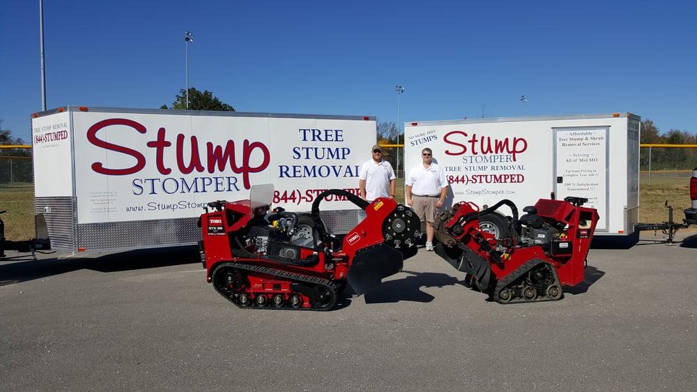 Stump Stomper: Columbia, MO
