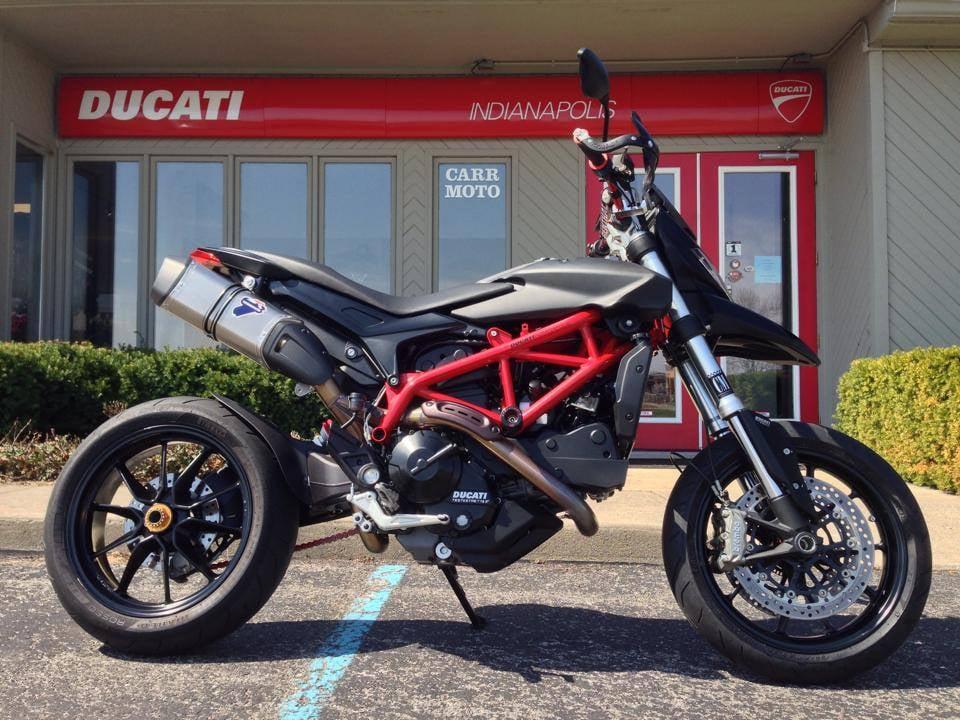 Ducati Indianapolis