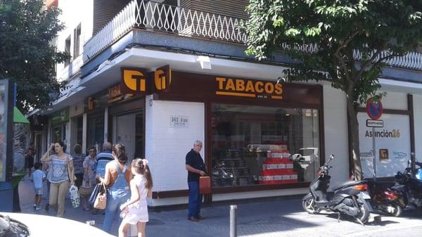 9a23ef4b7dd Estanco Asunción - Estancos - Calle Asunción, 26, Los Remedios ...