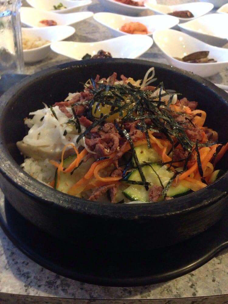 Dolsat bibimbap yelp for Asian kitchen korean cuisine st louis