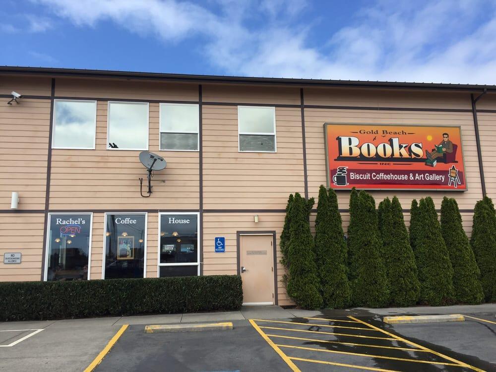 Gold Beach Books: 29707 Ellensburg Ave, Gold Beach, OR