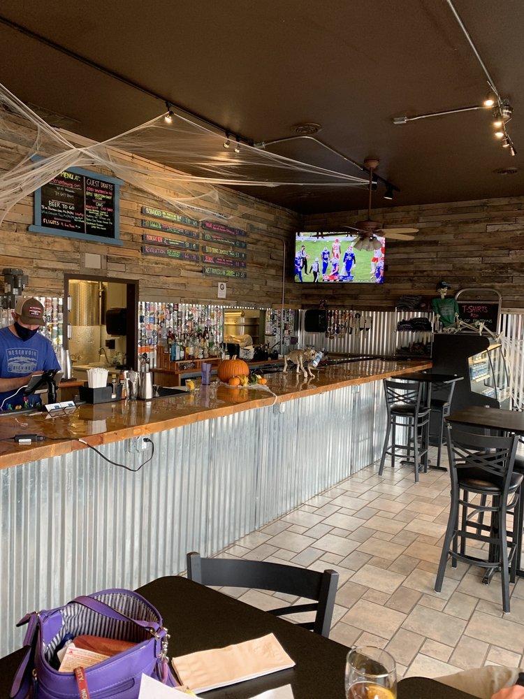 Reservoir Brewery: 181 S Purcell Blvd, Pueblo West, CO