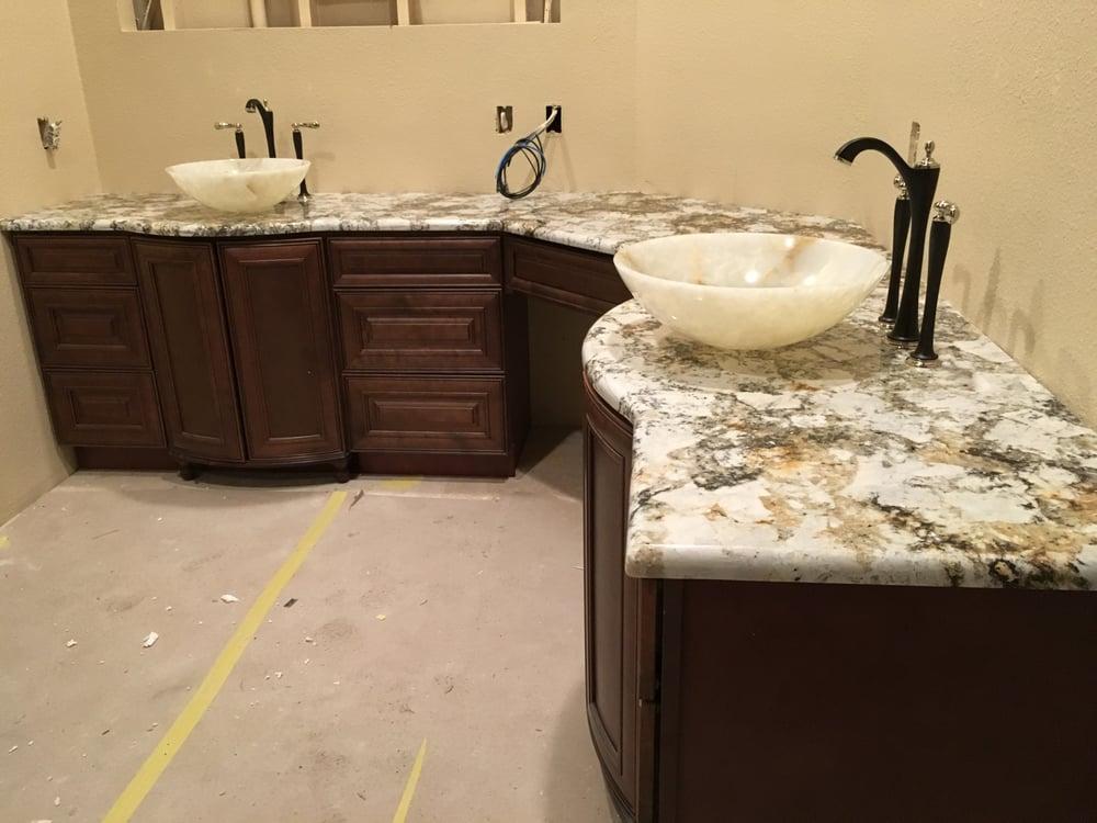 Excalibur granite countertops yelp for Granite countertop support requirements