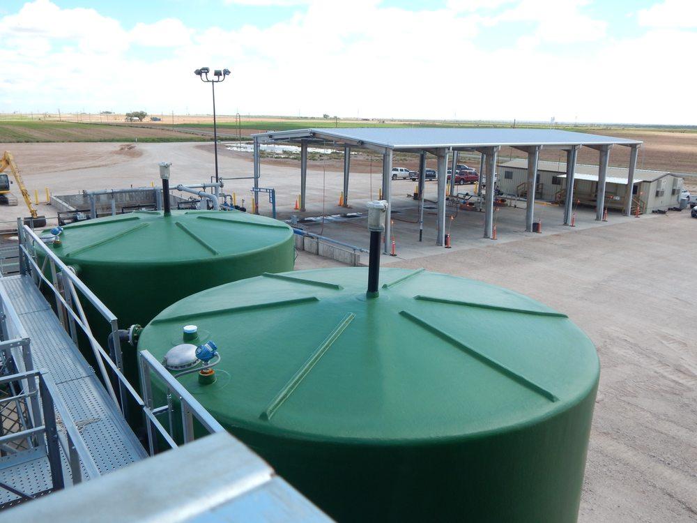 Milestone Environmental Services - Stanton Facility: 512 County Road 470, Stanton, TX