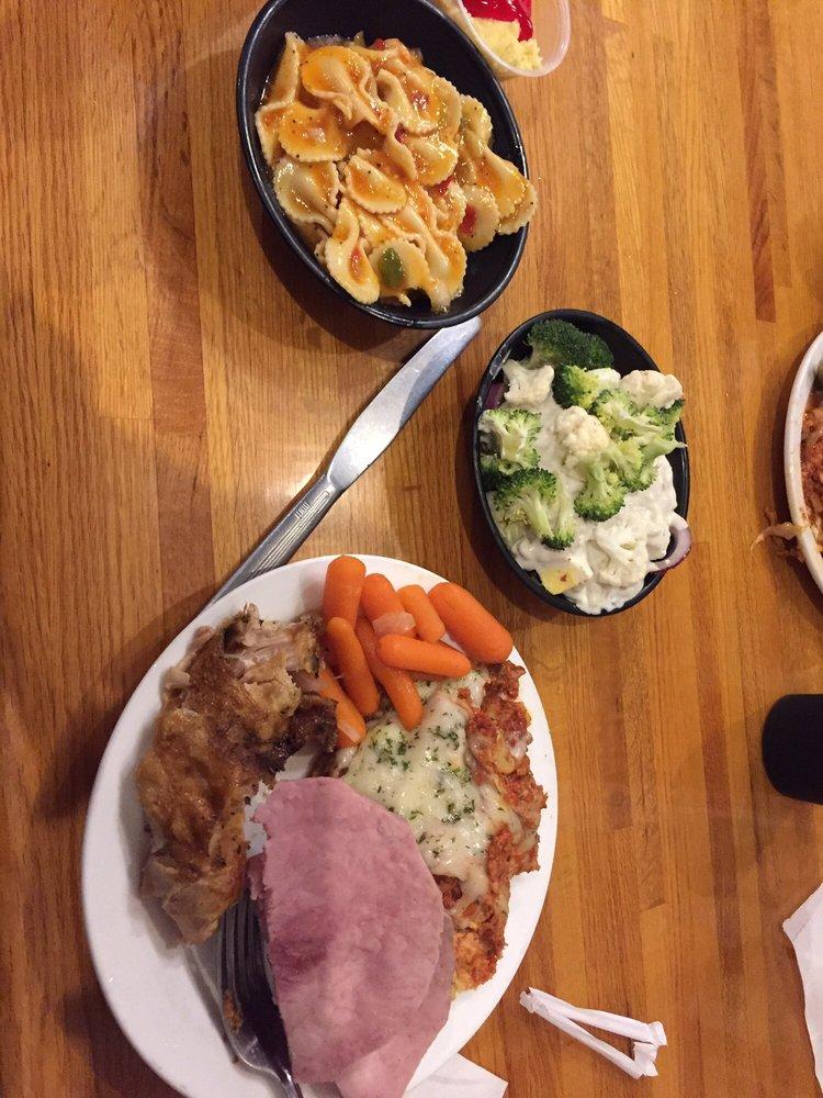 Quinet's Restaurant: 215 Main St, New Martinsville, WV
