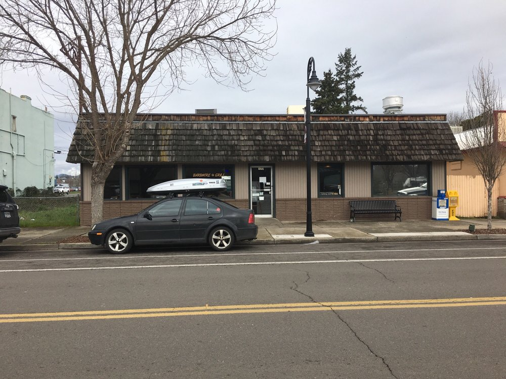 Barbwire Grill: 172 W Main St, Eagle Point, OR