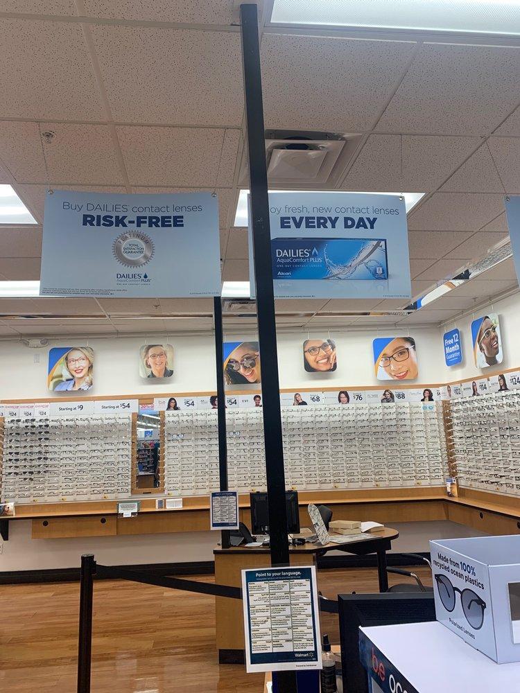 Walmart Vision & Glasses: 567 Rte 100 N, Bechtelsville, PA