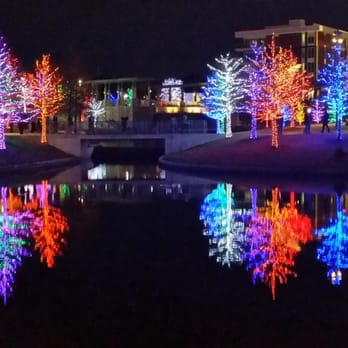 Photo Of Vitruvian Lights   Magical Night Of Lights   Addison, TX, United  States Awesome Design