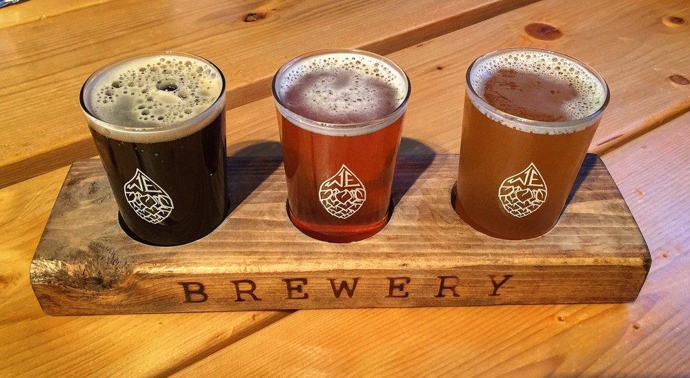 Water's End Brewery: 12425 Dillingham Sq, Lake Ridge, VA