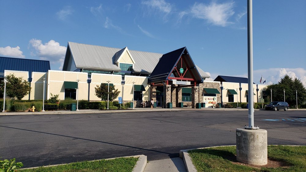 Sideling Hill Service Plaza: 146-BEDFORD Rd, Breezewood, PA