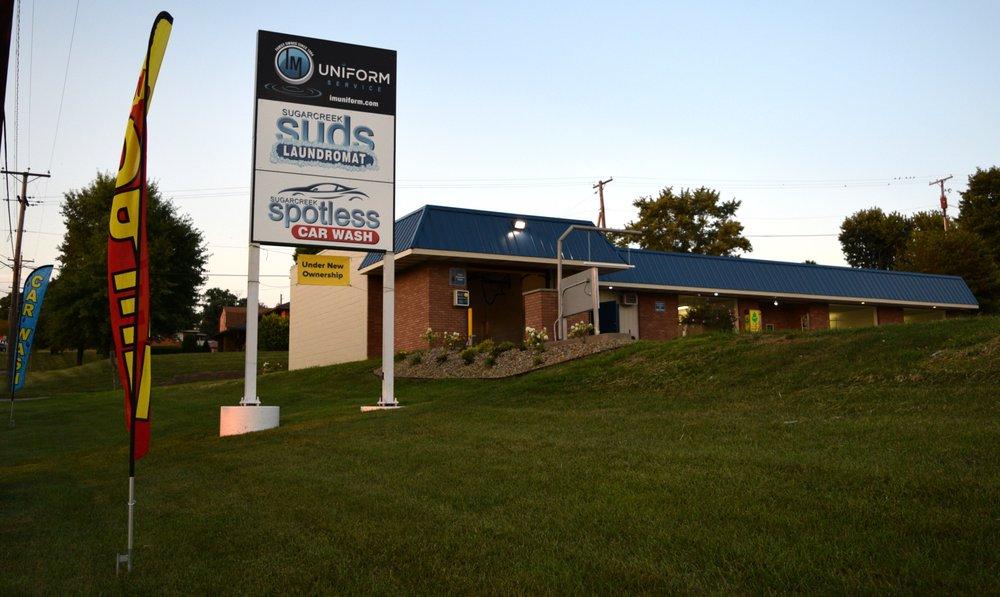 Sugarcreek Suds Plaza: 415 Mill St SW, Sugarcreek, OH