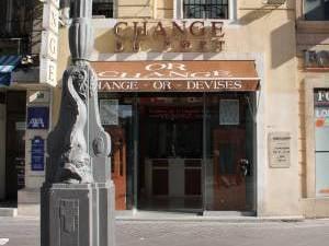 Change Du Port Marseille