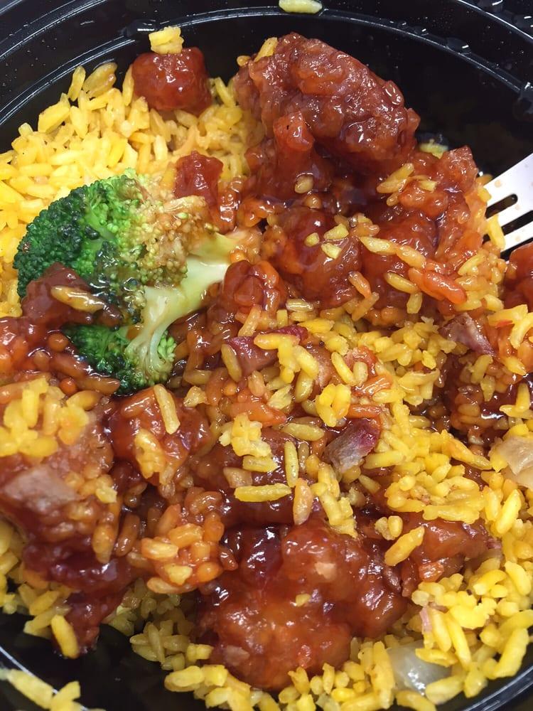 Irvington Chinese Food