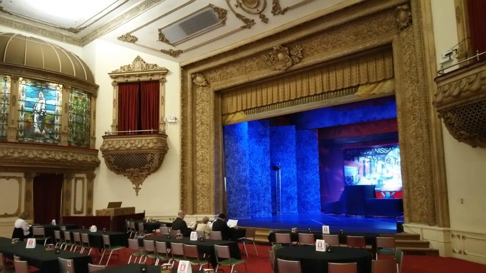 The Forum Theatre: 330 N Broadway, Wichita, KS
