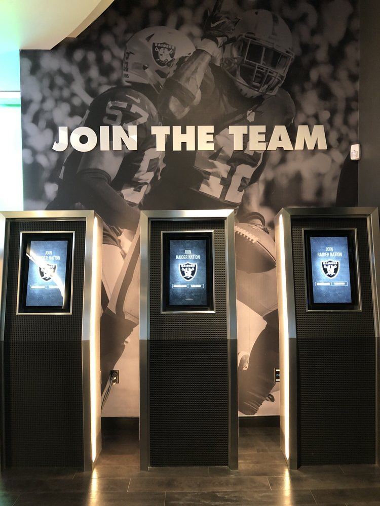 Raiders Preview Center