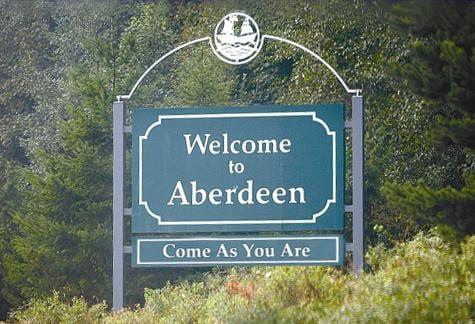City of Aberdeen: 210 E Market St, Aberdeen, WA