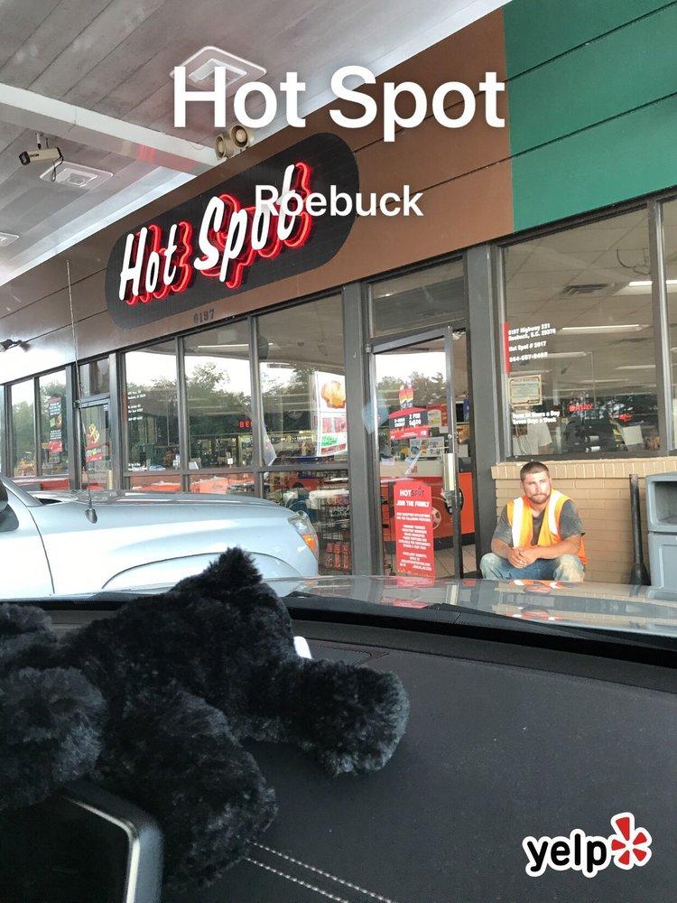 Hot Spot: Highway 221 & # I-26, Roebuck, SC