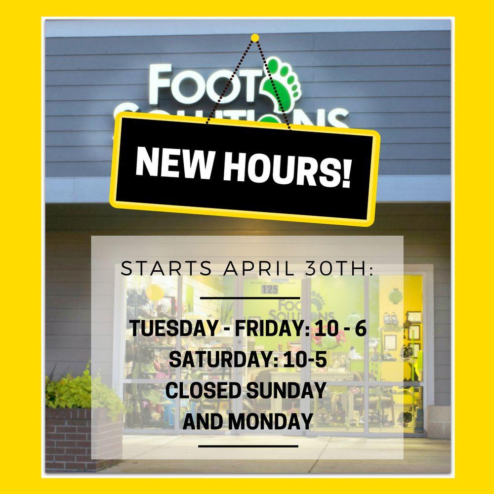 Foot Solutions: 9747 East 21st St N, Wichita, KS