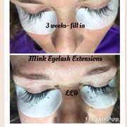 6a7228ad0aa #browtinting Photo of Lyndee's Lashes & Brows - Germantown, MD, United  States. #individualminklashes