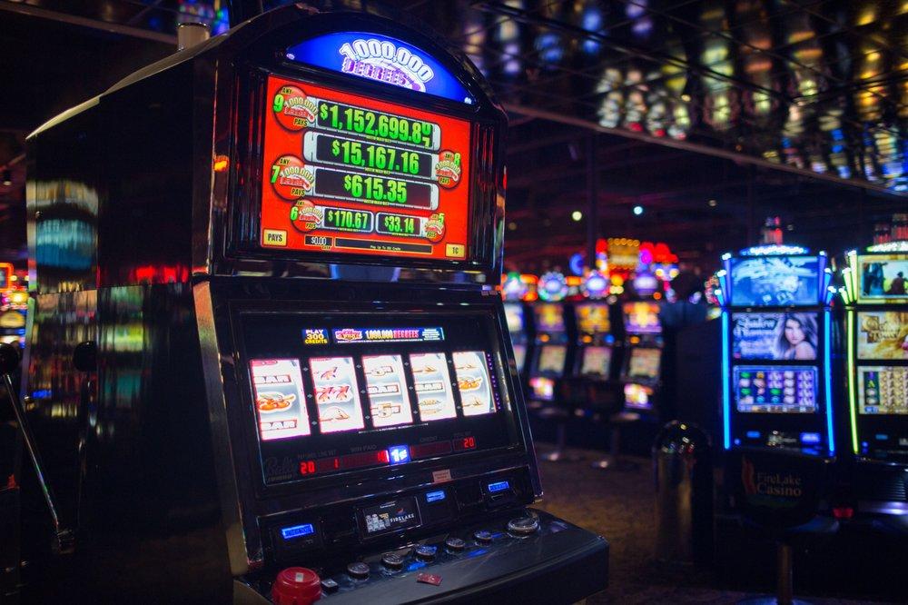 FireLake Casino: 41207 Hardesty Rd, Shawnee, OK