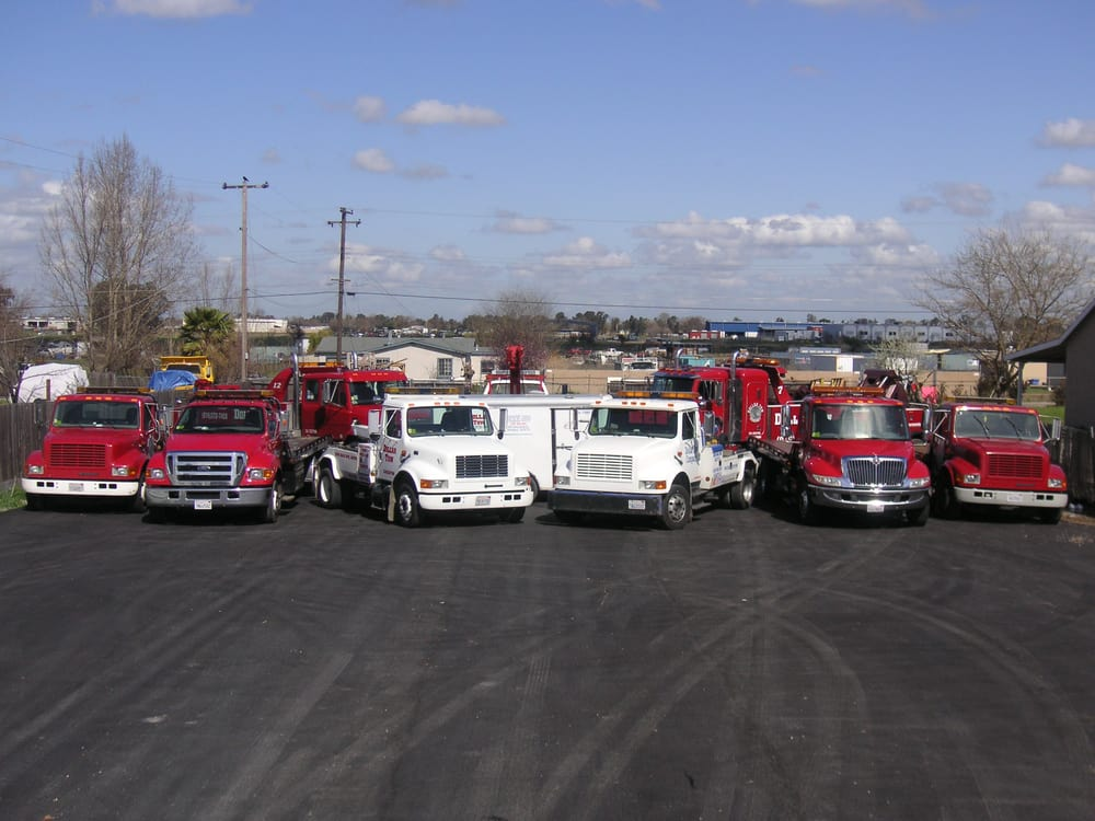 Towing business in West Sacramento, CA