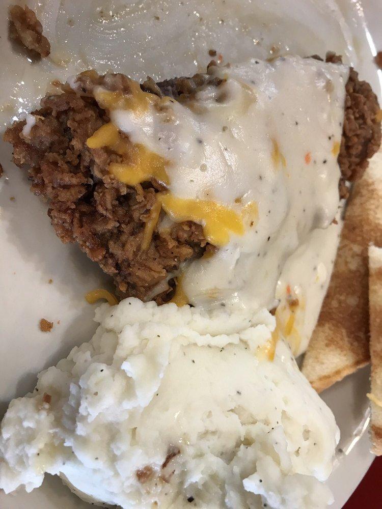Amigos Steakhouse: 2209 N 1st St, Carrizo Springs, TX