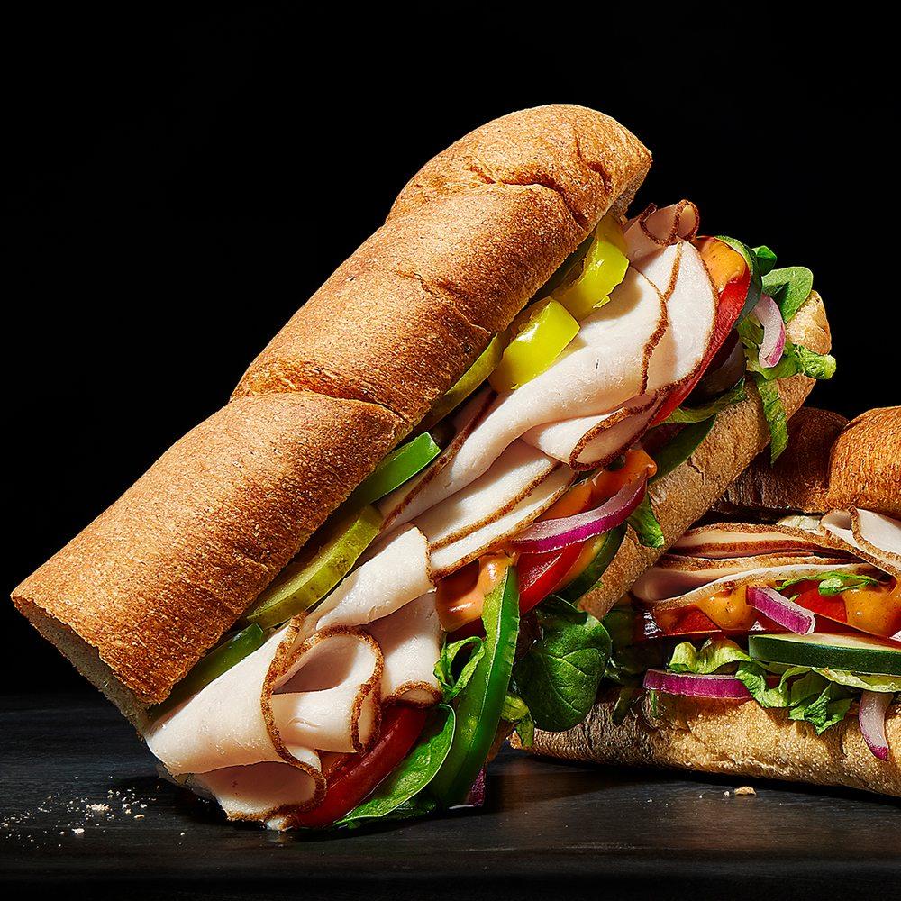 Subway Restaurants: 31267 Hwy. 190, Porterville, CA