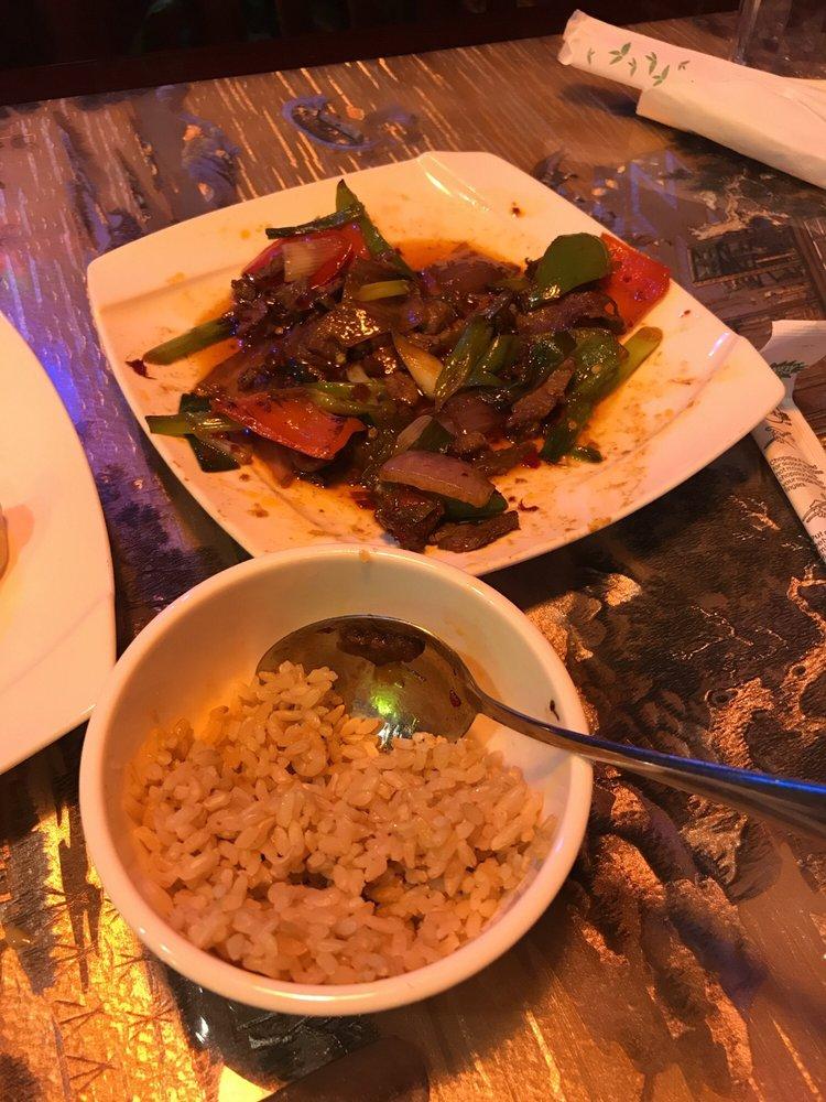 Food from Momo Tibetan Restaurant