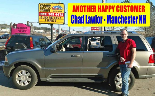 Second Chance Auto >> Second Chance Auto Sales 38 Manchester Rd Derry Nh Auto Dealers
