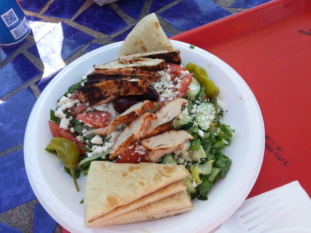 Greek Islands Cafe San Diego Ca