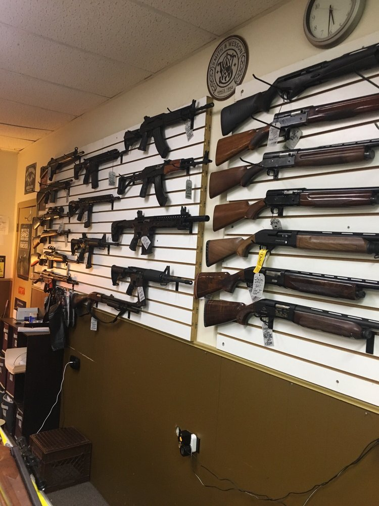 North American Firearms: 315 S Main St, Lombard, IL