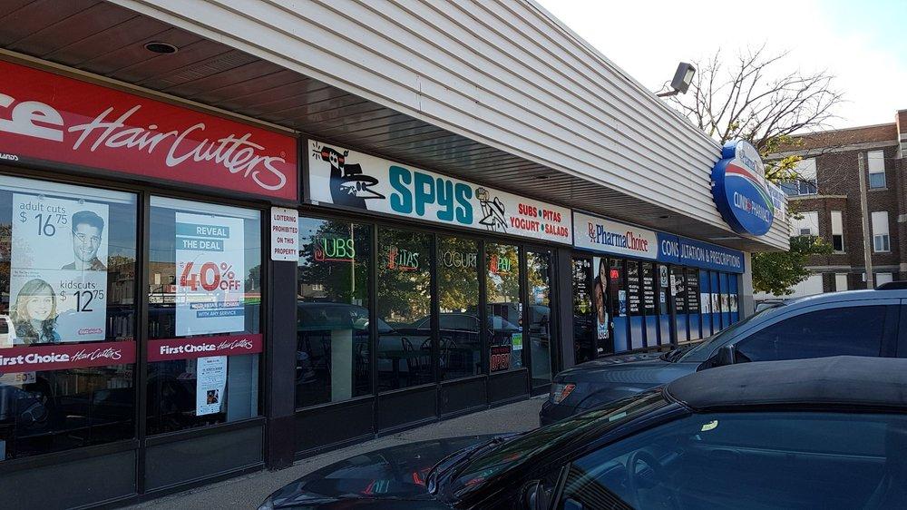 Spys: 475 Tecumseh Rd East, Windsor, ON