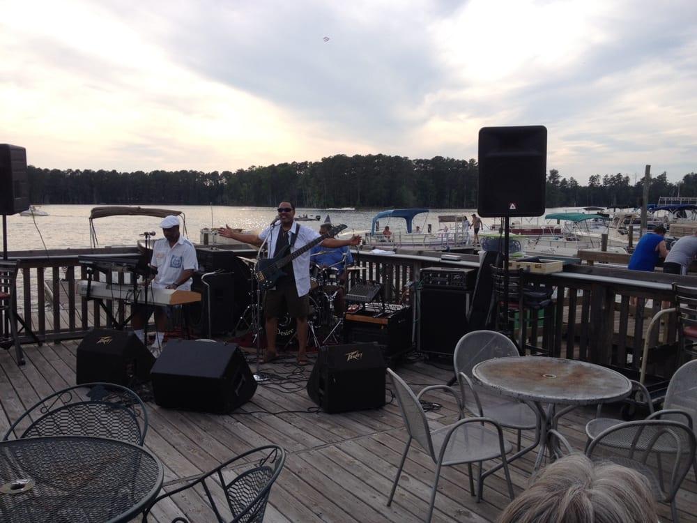 Buffalo Creek Bar & Grill: 850 Marina Way, Prosperity, SC