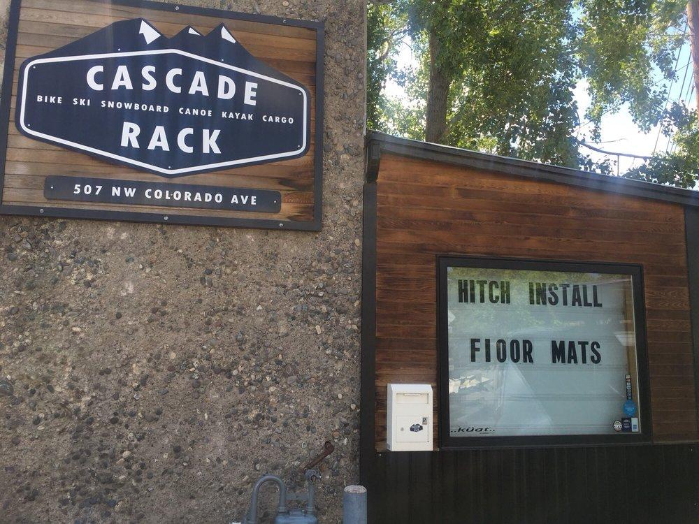 Cascade Rack: 507 NW Colorado Ave, Bend, OR