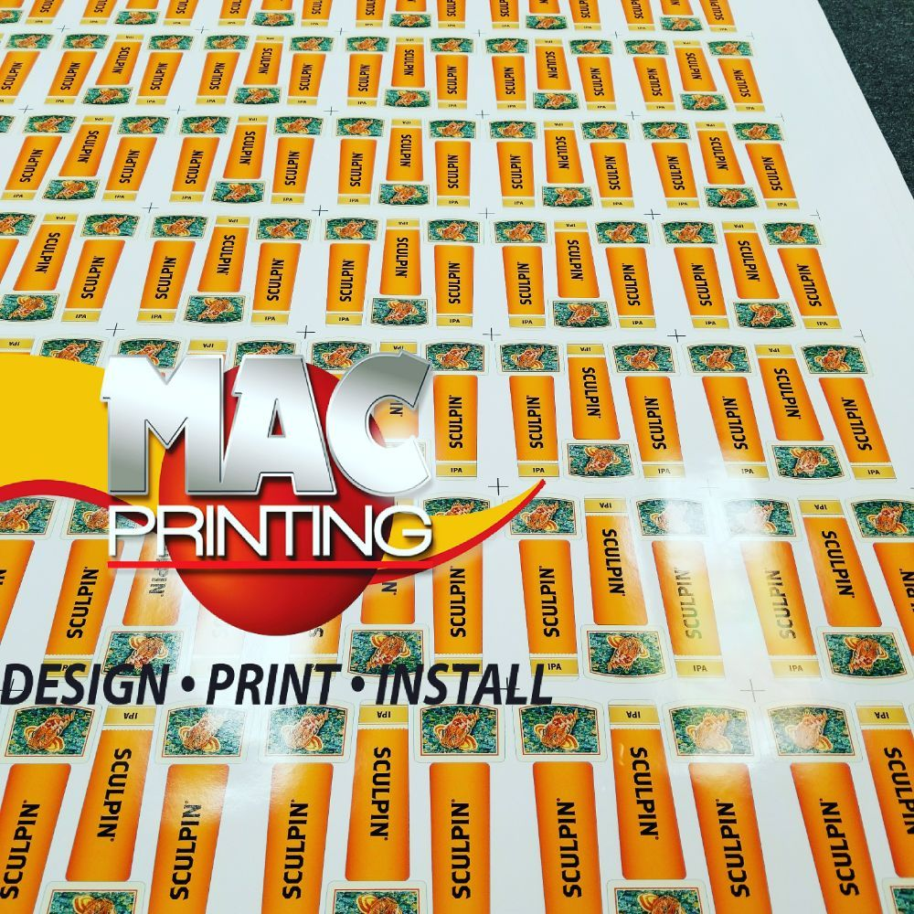 MAC Printing Banners & Signs