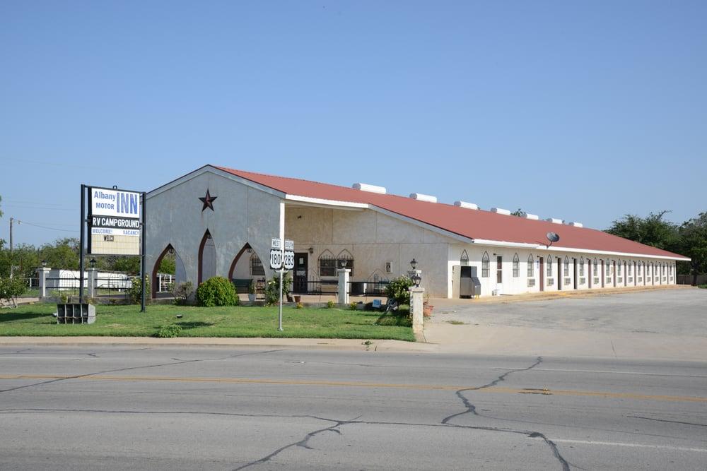 Albany Inn & RV Campground: 424 E Hwy 180, Albany, TX
