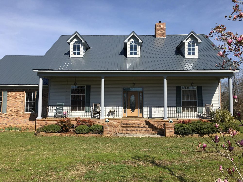 Mighty Metal Roofing: Memphis, TN