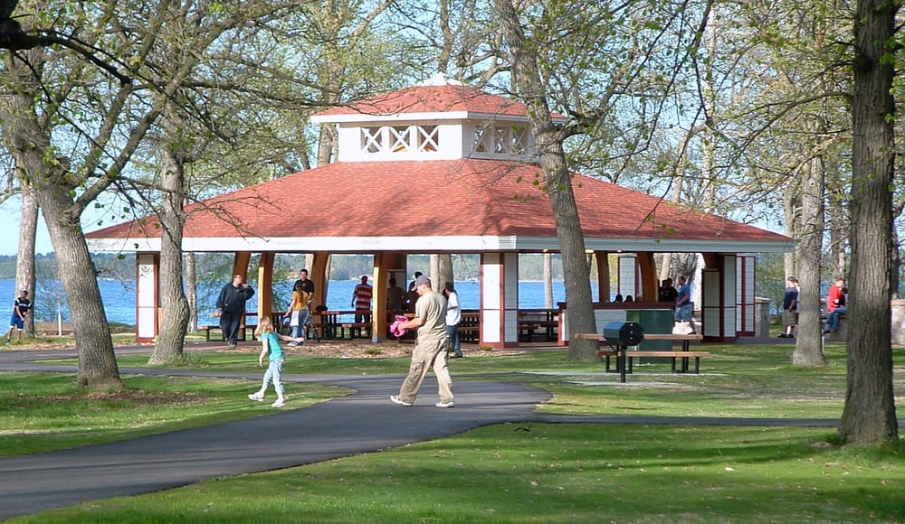 Diamond Point Park: 1700 Birchmont Dr NE, Bemidji, MN