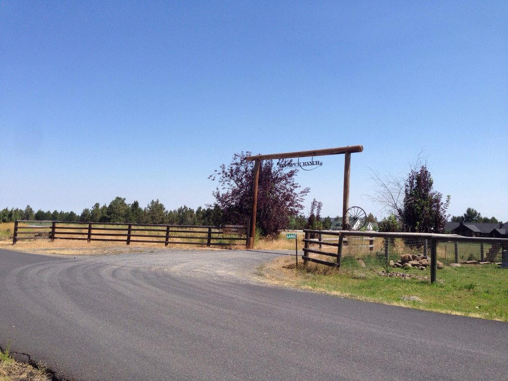 Flyspur Ranch: 64460 Research Rd, Bend, OR