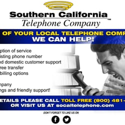 the friendly telephone company