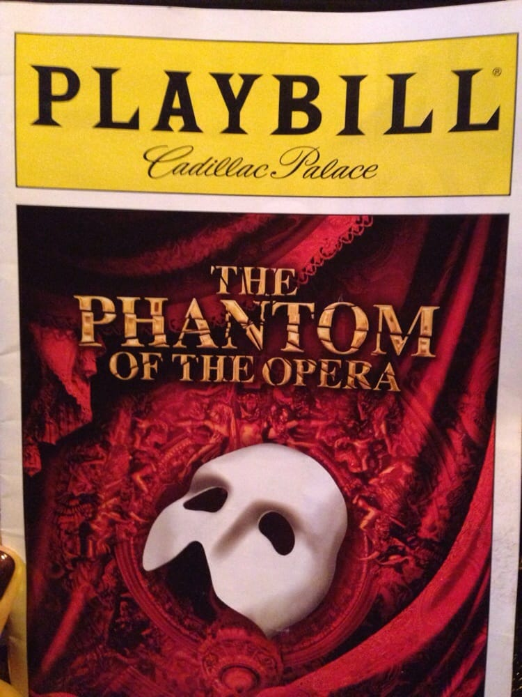 Phantom of the Opera: 151 W Randolph St, Chicago, IL