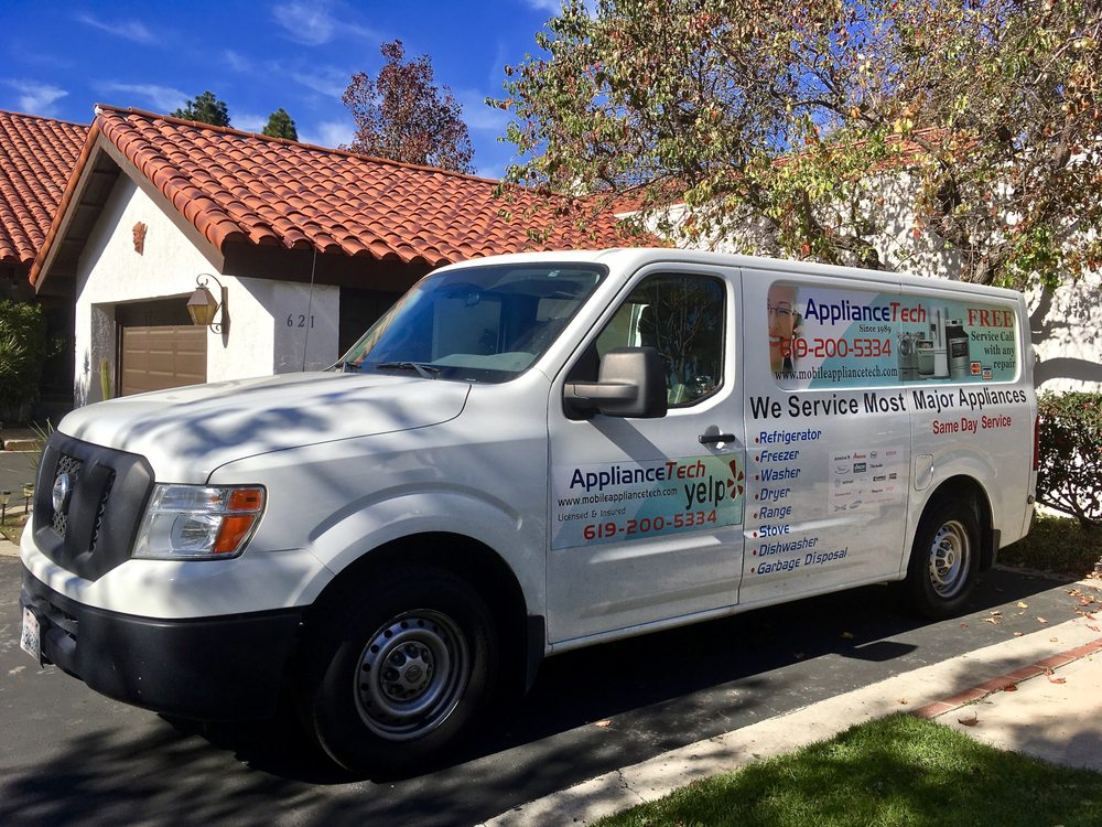 Mobile Appliance Tech - Service et réparation