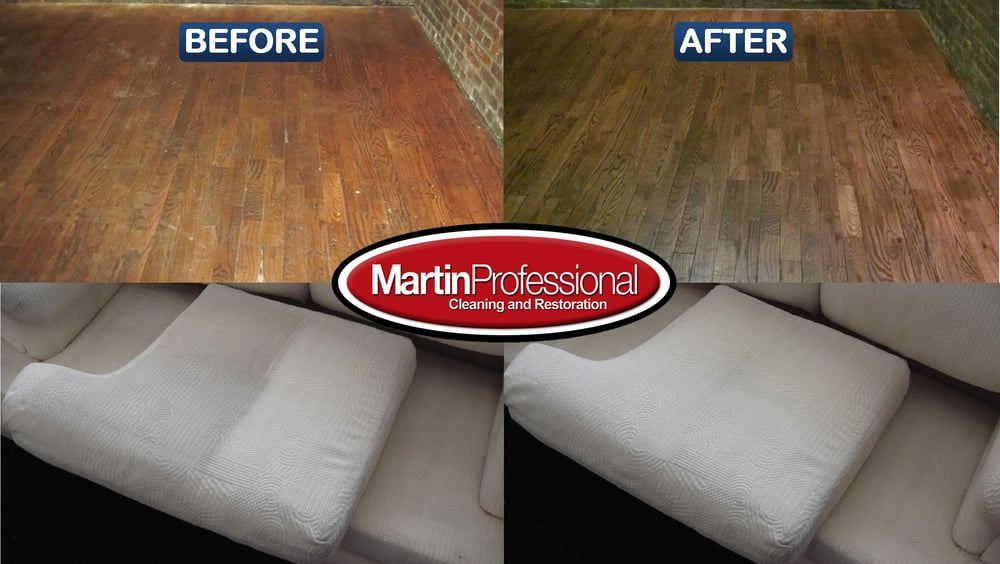 Martin Professional Cleaning & Restoration: 403 E 126th Hwy, Pittsburg, KS