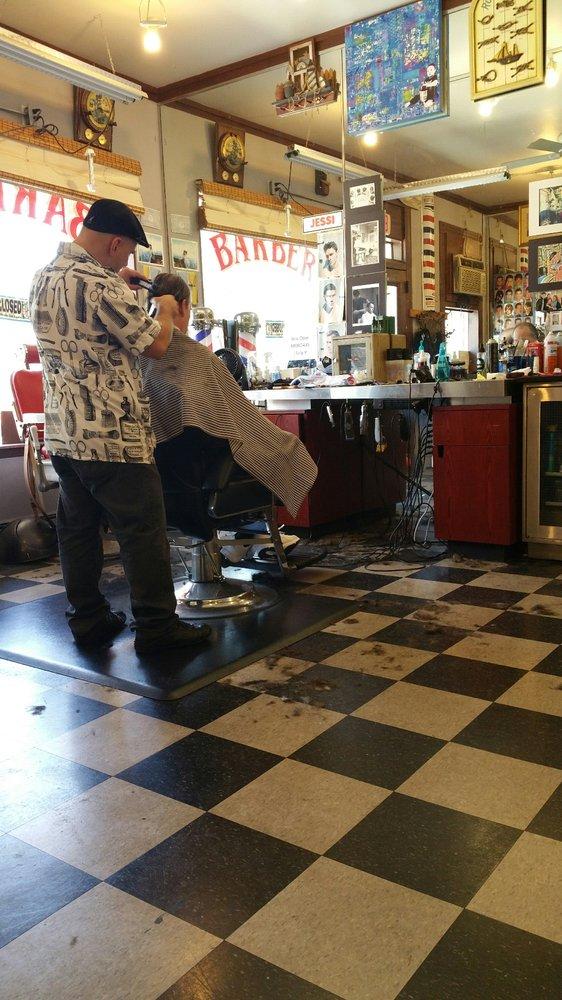 Steel & Velvet Barber Shop: 122 S Country Rd, Bellport, NY