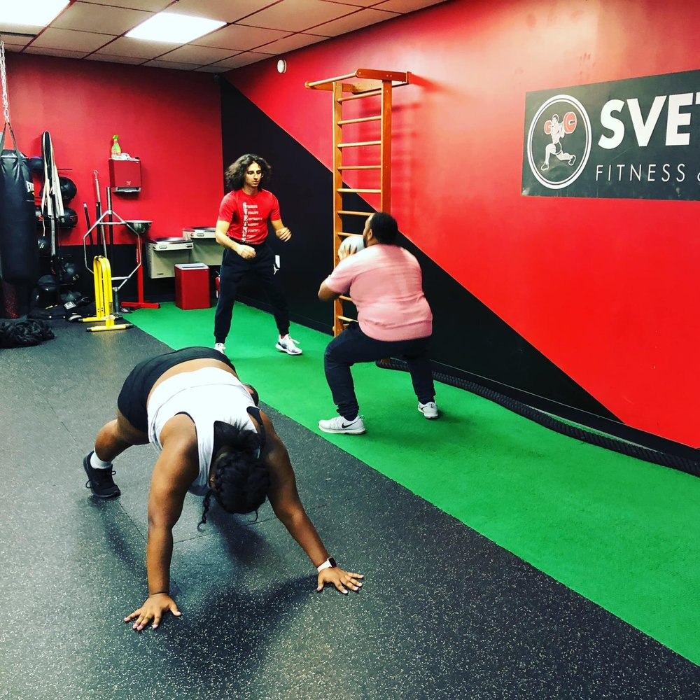Svetness Fitness and Nutrition: 47 Catoctin Cir SE, Leesburg, VA