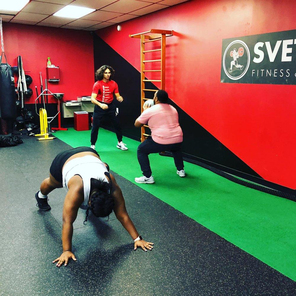 Svetness Fitness and Nutrition: 47 Catoctin Cir SE, Leesburg, VA