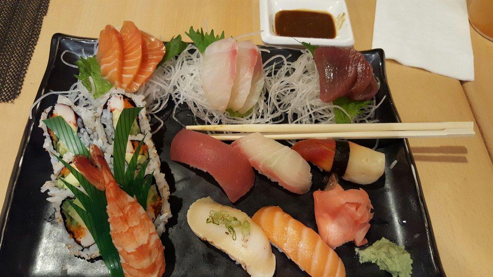 Akasaka Sushi and Steak: 10788 Sudley Manor Dr, Manassas, VA