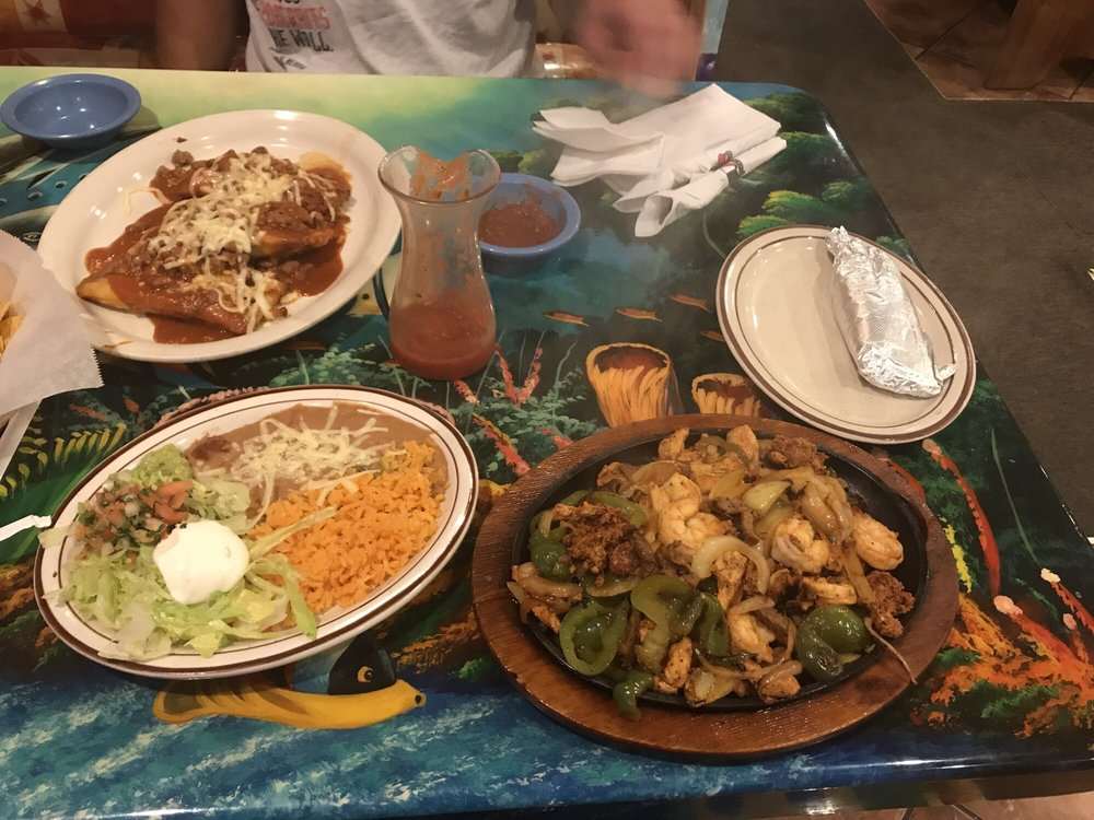 Mexican Restaurants Near Saline Mi