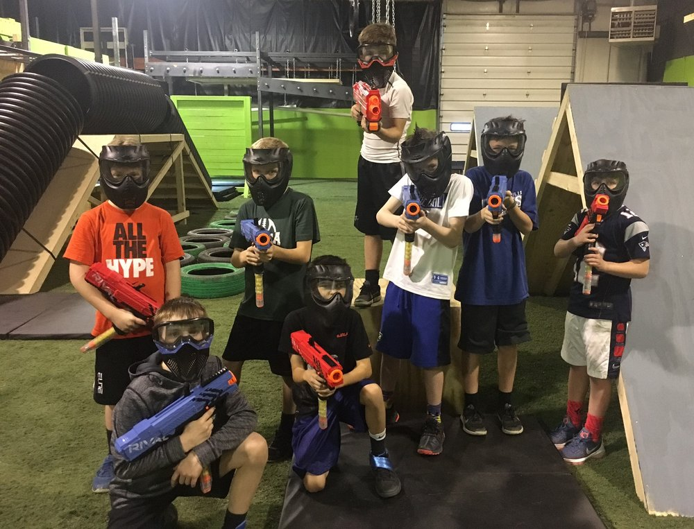 Xtreme Ninja Warrior: 1669 W 130th St, Hinckley, OH